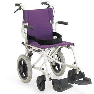 簡易車椅子 旅ぐるま KA6 中床タイプ