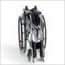 ウィング・スイングアウト車椅子 自走用 BAL-5 病院・施設の説明