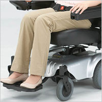電動車椅子 ちょいぱる P320の説明