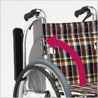電動車椅子 多機能タイプ AR-601Joy-Xの説明