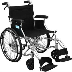 自走用車椅子 トワニーDX ノーパンクタイヤ 病院・施設・災害時