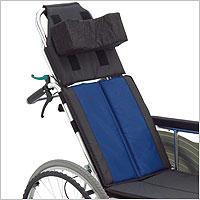 リクライニング車椅子 介助用 BAL-14 無段階リクライニング 施設・病院のリクライニング