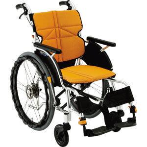 ネクストコア 自走用車椅子 スタンダード NEXT-11B 身長160cm前後の方