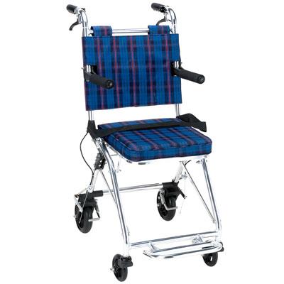 コンパクト(簡易)車椅子 介助用 カルティ