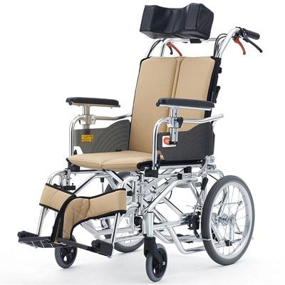 介助用車椅子 NSW-2 ニュースゥイングプラス ドラムブレーキあり