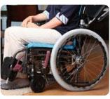 カワムラサイクル自走用車椅子 モダン多機能プラスCタイプ   特長
