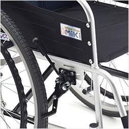 施設向きスタンダード自走用車椅子 USG-1 ノーパンク仕様