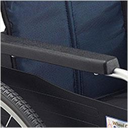 施設向きスタンダード介助用車椅子 USG-2 ノーパンク仕様