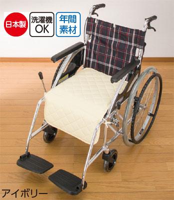 消臭達人 車椅子用クッション(ひも付)  の説明