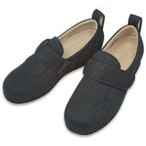あゆみ ダブルマジック2カジュアル 1057 屋外用介護靴 両足販売