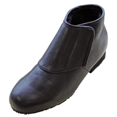 防寒ブーツ リシェス 防滑ソールタイプ 紳士