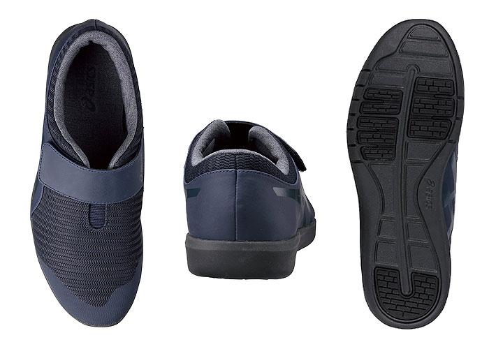 ライフウォーカー ニーサポート201 紳士用介護靴