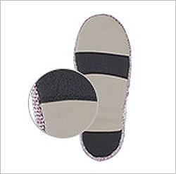 あゆみケアシューズ エスパドマカロン(男女兼用) 室内用 左右サイズ選べる両足販売 S〜3Lの説明