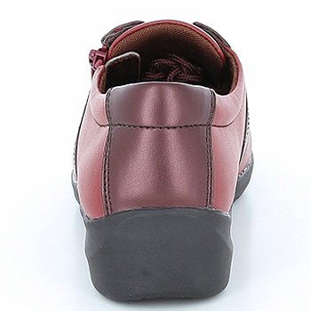 ムーンスター 婦人用介護靴 EVE195 サイドファスナー 屋外向け 両足販売の説明
