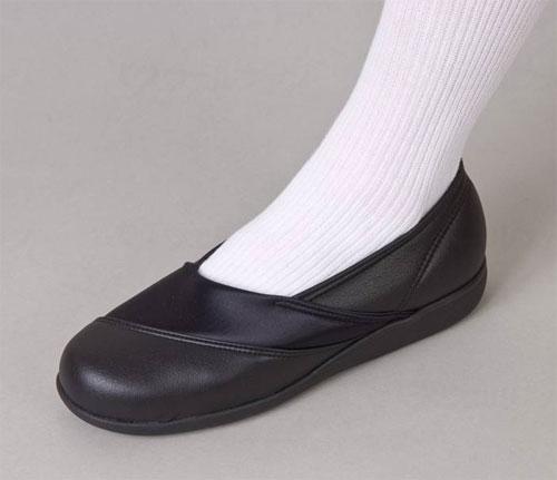 快歩主義L158 婦人用屋外介護靴 両足販売 3E