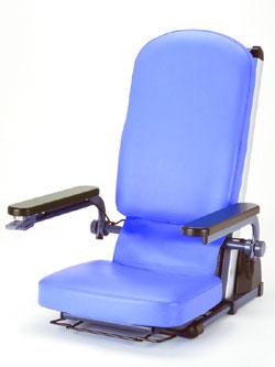 独立宣言 エコライト 電動昇降座椅子