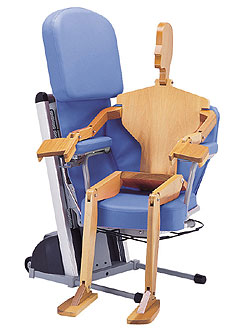 独立宣言 ツイスト 左右回転仕様 電動昇降座椅子