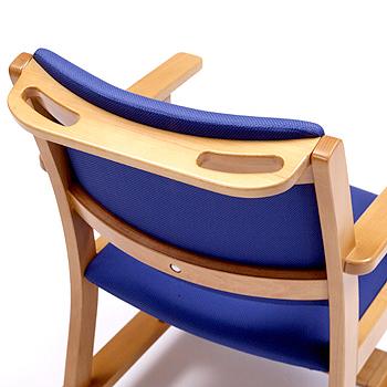 室内用車椅子 FC-4WDN専用グリップ
