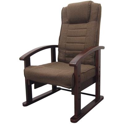 思いやり座椅子 F-1408 リクライニング座椅子