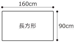 各種天板サイズ