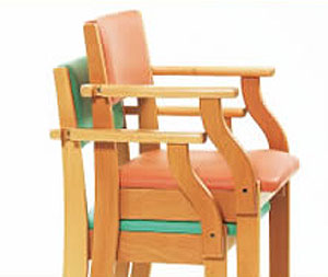 ミールチェア ML11 施設向け椅子