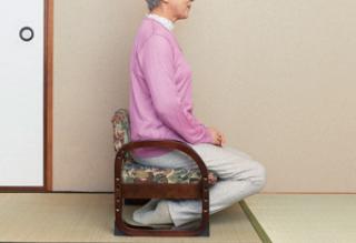 思いやり座敷椅子の説明