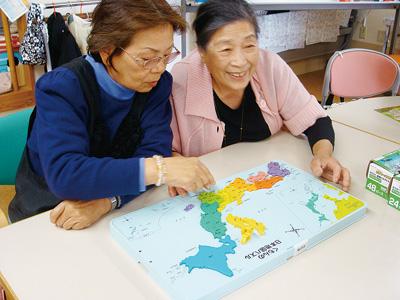 くもんの日本地図パズル NH6231の説明